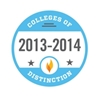 Lasell Named as a College of Distinction for 2013-14