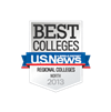 Lasell Ranked Among Best Colleges by US News and World Report for 2013