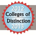 Lasell Selected for Colleges of Distinction Recognition