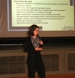 Professor Gives Arnow Lecture on Scientific Inquiry and the Core Curriculum