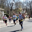 Lasell College Representatives Run 2015 Boston Marathon, Raise Scholarship Funds