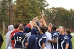 Lasell's Undefeated Rugby Club Set for Playoffs This Weekend