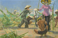 Wedeman Gallery Hosts Exhibit from South Vietnamese Artist Le Lam