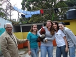Lasell Students Travel to Mexico for 10th Anniversary Service Learning Trip