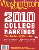 Lasell Ranked by Washington Monthly