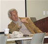 Commencement Speaker and Fashion Icon Joseph Abboud Tours Campus