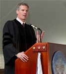 Lasell College Holds 157th Commencement, Speaker U.S. Sen. Scott Brown Tells Students to Dream Big