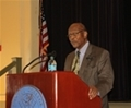 Leading Sociologist Dr. Charles Willie Addresses Lasell Community for Black History Month