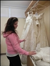 Lasell Students Help Military Brides Find a Dream Dress