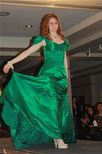"Lasell Fashion Student Designs Grace Runway at BSO's ""Project Beethoven"""