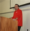 US Hockey Legend Speaks at Lasell