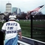Lasell Lacrosse Players Honor Marathon Bombing Victims