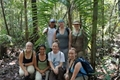 Lasell Students Begin Amazon Trip