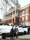 Lasell Students Discuss Importance of Financial Aid at State House