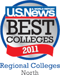 Lasell College Ranked Among Best Colleges by U.S. News and World Report for 2011